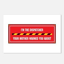 I'm the Dispatcher Postcards (Package of 8)