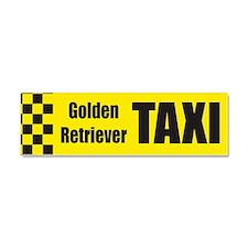 Unique Taxicab Car Magnet 10 x 3