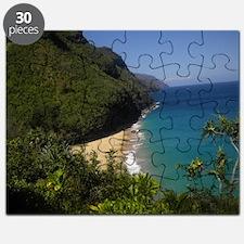 Na Pali Coast Line Puzzle