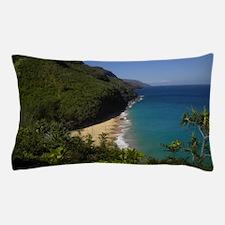 Na Pali Coast Line Pillow Case