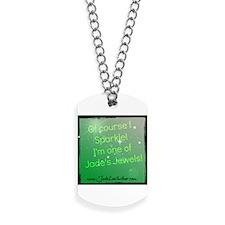 Jades Jewels Dog Tags