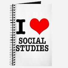 I Heart (Love) Social Studies Journal