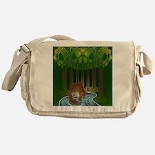 Bear of Wisdom Messenger Bag