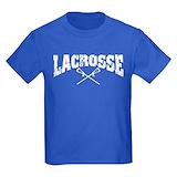 Lacrosse Kids T-shirts (Dark)