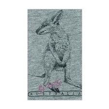 Wallaby Decal