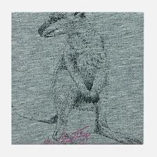 Wallaby Tile Coaster