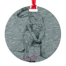 Wallaby Ornament