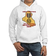 OIF Campaign Ribbon Hoodie