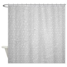 Bubble Wrap Small Shower Curtain