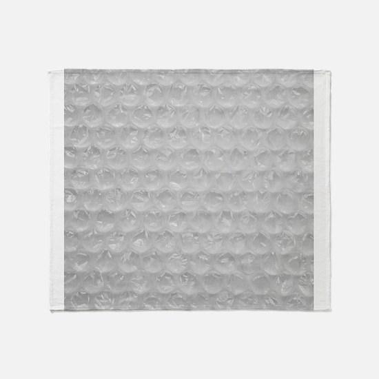 Bubble Wrap Throw Blanket