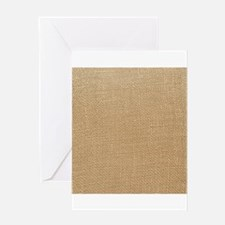 Canvas Greeting Cards