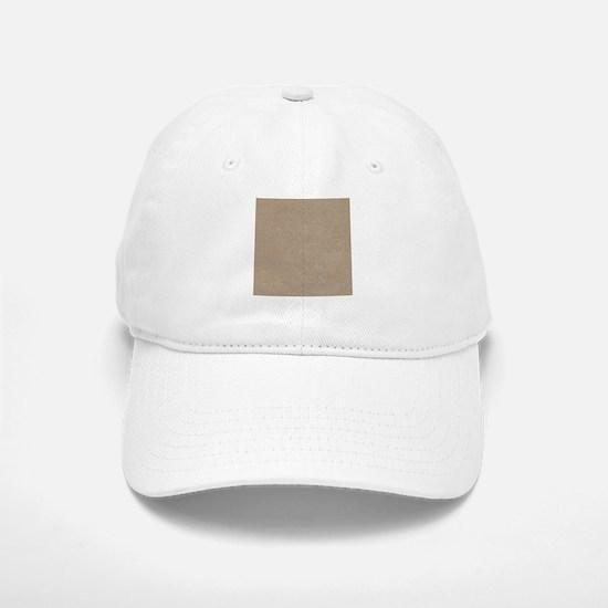 Cardboard Baseball Baseball Baseball Cap