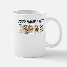 Custom Royal Flush Mugs