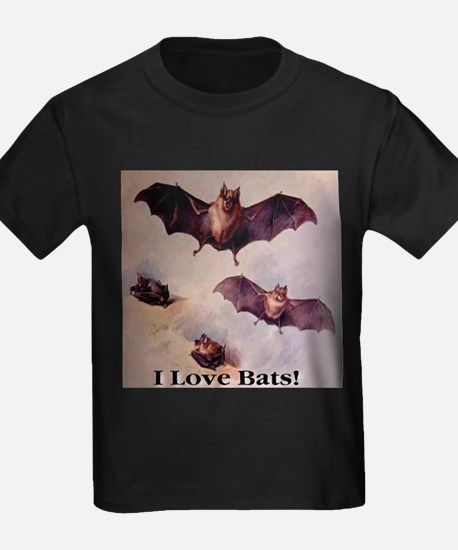 I Love Bats First Edition T