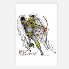 Archangel Uriel Postcards (Package of 8)