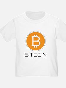 Bitcoin Logo T