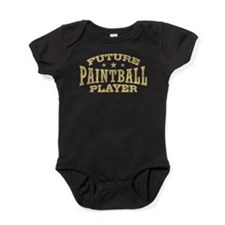 Future Paintball Player Baby Bodysuit