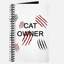 Cat Owner Claws 2 Journal