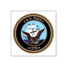 US Navy Logo Seal Sticker