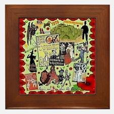Oz Framed Tile