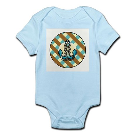 ANCHORS AWEIGH Infant Bodysuit