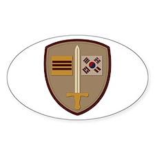 Army - 5th Transportation Battalion Decal