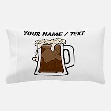 Custom Root Beer Float Pillow Case