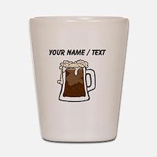 Custom Root Beer Float Shot Glass
