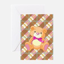 CUTIE BEAR Greeting Card