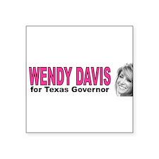 Wendy Davis Sticker