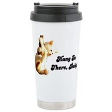 Hang In There Baby Travel Mug