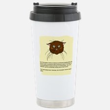 cats-diary.tif Stainless Steel Travel Mug