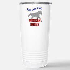 rwp-morgan-horse.tif Stainless Steel Travel Mug