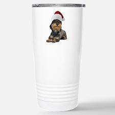 FIN-wirehaired-dachshund-santa-CROP.png Travel Mug