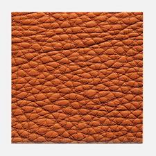 Leather Tile Coaster
