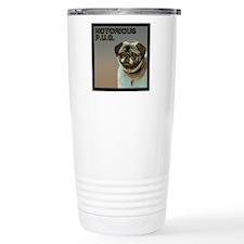 FIN-hipster-pug.png Travel Mug