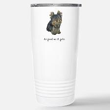 Good Yorkie Travel Mug