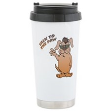 FIN-dog-talk-paw.png Travel Mug