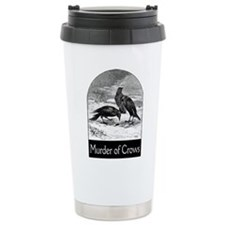 FIN-murder-of-crows.png Travel Coffee Mug
