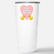 FIN-quack-me-up.png Travel Mug