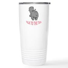 Hippo Talk To The Tail Travel Mug