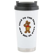 FIN-teddy-bear-paw.png Travel Mug