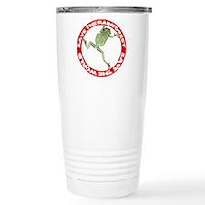 FIN-save-rainforest-treefrog.png Travel Mug