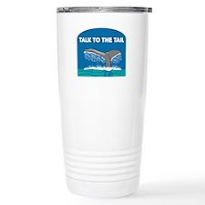 FIN-whale-talk-tail.png Travel Mug