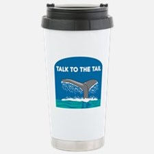 FIN-whale-talk-tail.png Travel Mug