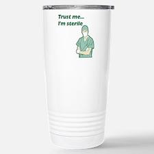 FIN-trust-me-sterile.png Travel Mug