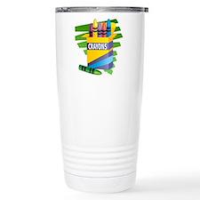 crayons.png Travel Mug