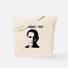 Custom Barack Obama Tote Bag