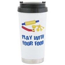 FIN-play-with-your-food-3.png Travel Mug