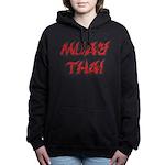 Muay Thai Hooded Sweatshirt
